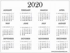 Word 2020 Calendar 2020 Calendars Download Pdf Templates