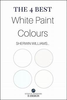Sherwin Williams White Color Chart Sherwin Williams Best White Paint Colours Cabinets Trim