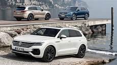 Touareg Vw 2019 by Vw Touareg 2019 We So Far Car News Carsguide