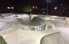 Skateparks With Lights Skatepark Flood Lighting Bmx Track Lighting Sports