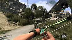 Dying Light How To Get Ranger Bow Dying Light Bozak Bow Review Youtube