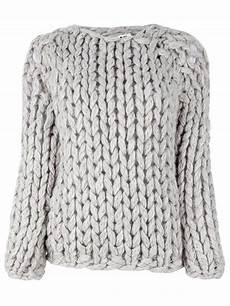 gigant wool pullover pullover stricken stricken mit