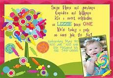 Bday Party Invites Birthday Invitation Sample Easyday