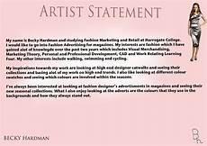 Artist Essay Examples Image Result For Artist Statement Examples Artist