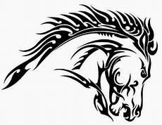 desenho tribais tatuagens de cavalos alaz 245 es marinhos unic 243 rnios e
