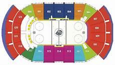 Veterans Memorial Seating Chart Veterans Memorial Arena Seating Chart