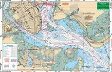 Charleston Sc Nautical Charts Charleston Harbor Large Print Nautical Chart Image