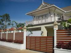 Simple Fence Design Minimalist Fence Design To Create Luxury Home 4 Home Ideas