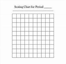 Classroom Seating Chart Template Microsoft Word Classroom Seating Chart Template 10 Free Sample