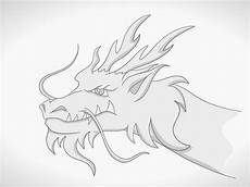 drachen zeichnen how to draw a with pictures wikihow