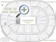 La Kings Seating Chart Ticketmaster Smoothie King Center Arena Seat Amp Row Numbers Detailed