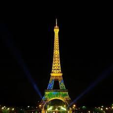 Scranton Times Tower Lighting 2018 Japonisme 2018 Eiffel Tower Modulo Pi