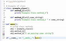 Python Programming Examples Learn Programming Python Class