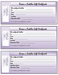 Ms Word Gift Certificate Template Free Gift Certificate Templates Microsoft Word Templates