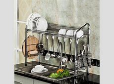 PremiumRacks Professional Over The Sink Dish Rack Now Available!