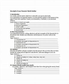 Essay Search Outline For A Descriptive Essay Google Search Essay