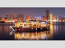 Dhow Cruise Dinner in Dubai Marina   Free Pick up & Drop off