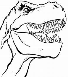 Malvorlage Dinosaurier Rex Print Dinosaur T Rex Coloring Pages For