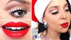 makeup christmas eyeliner makeup tutorial by