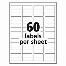 Avery 8195 Template For Word Easy Peel White Address Labels W Sure Feed Technology