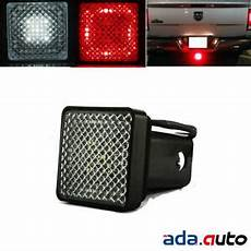 Led Reverse Light Hitch Cover Uni Red White 2 Quot Led Trailer Tow Hitch Cover Light W