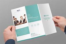 Business Brochure Tri Fold Brochure Business Brochure Templates Creative