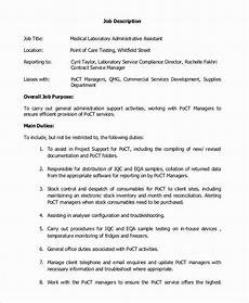 Medical Administration Job Description 20 Office Assistant Job Description Resume Medical