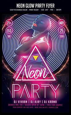 Flyer Partys Party Flyer Templates For Photoshop Amp Indesign For 2019