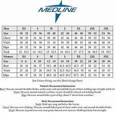 Cintas Lab Coat Size Chart Medline Men S 44 Quot Lab Coat With Knot Buttons