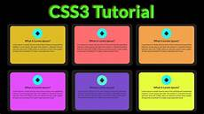Css3 Design Tutorial Html Css3 Tutorial Very Useful For Web Designer Youtube