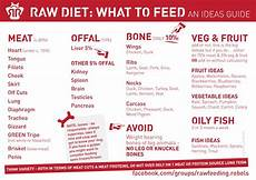 Natural Balance Dog Food Feeding Chart Raw Feeding Dogs Starter Guide Rawfeeding Rebels