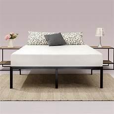 shop priage by zinus 14 inch classic metal platform bed
