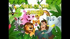 King Of The Jungle Designs Who Is The King Of The Jungle Heritage Kids Lyrics Youtube