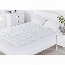 size bamboo mattress topper 1000gsm buy
