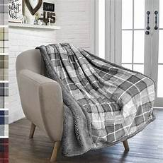 Gray Throws And Blankets For Sofa 3d Image by Light Gray Plaid Blanket Bedroom Throw Blanket