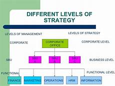 Corporate Level Strategy Marketing Information Management Example
