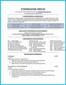 Medical Billing Job Description For Resume Exciting Billing Specialist Resume That Brings The Job To