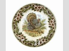 The Best of Thanksgiving Dinnerware (Part 2)   The English
