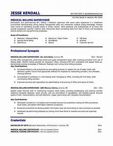 Sample Medical Resume 14 Medical Billing Resume Samples Riez Sample Resumes