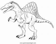 Dinosaurier Ausmalbilder Triceratops Spinosaurus Ausmalbilder Ausmalbilder Spinosaurus