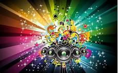 Desktop Music Backgrounds 3d Colorful Wallpapers Pixelstalk Net