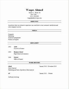 Resume Buildre Quickly Create A Professional Resume With Career Igniter