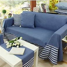 stretch sofa cotton flax sover elastic sofa mat anti slip