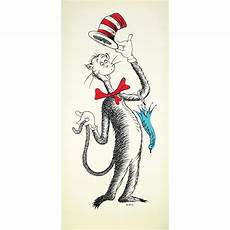 The Cat And The Hat Ted S Cat 50th Anniversary The Cat In The Hat The Art