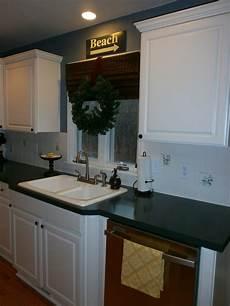 back painted glass kitchen backsplash diy painting a ceramic tile backsplash