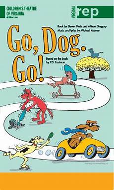 Go Dog Go Book Virginia Rep Go Dog Go 2014