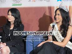 miss indonesia goes to miss world 2010 part 1 the press