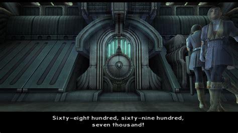 Final Fantasy 2 Dreadnought Map