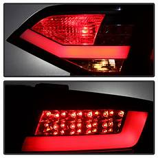 Audi A4 Smoked Lights 2009 2012 Audi A4 S4 Sedan Performance Led Lights