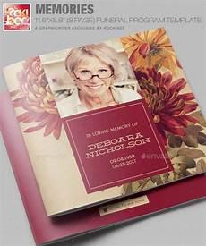 Printable Funeral Programs Funeral Program Template 23 Free Word Pdf Psd Format